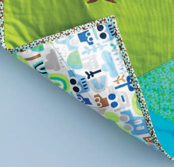 Learn new techniques, including how to sew quilt patterns for kids.