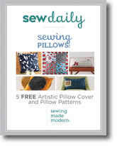 Free Pillow Cover and Pillow Patterns eBook