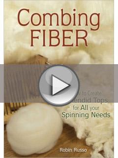 Combing Fiber video tutorial