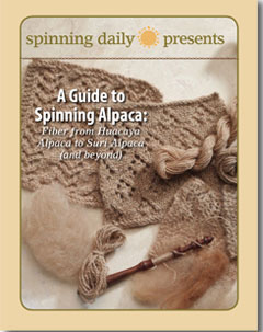 Free Guide to Alpaca Fibers