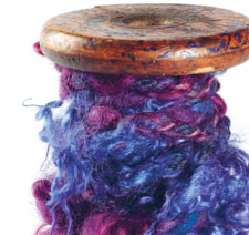 how to make art yarn