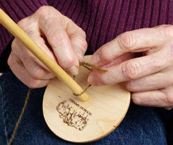 Learn How to Spin with a Drop Spindle