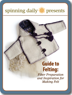 Free Guide to Felting Fibers
