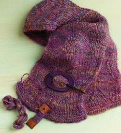 Free Scarf Knitting Patterns: Undulating Scarf