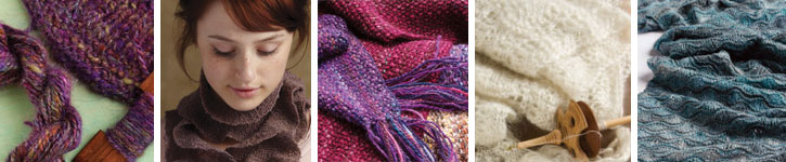 From lace to easy scarf knitting patterns, find the design for you with this download.
