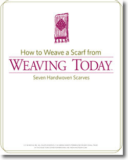 How to Weave a Scarf: 6 Free Handwoven Scarf Patterns
