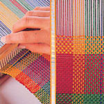 Rigid-heddle weaving