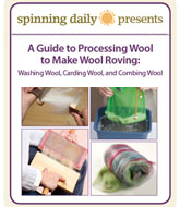 Free Drop Spindle Spinning eBook