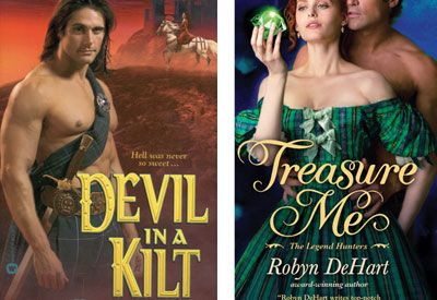 The Seduction of Romance-Novel Book Jacket Design