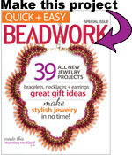 Sweet and Spicy Necklace Project Kit