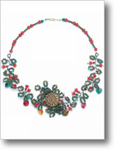 Holiday Garden Necklace
