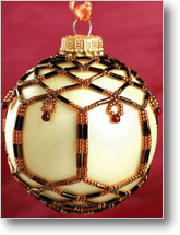 Holiday Carol Ornament