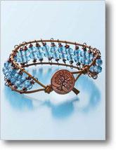 Leather Ladder Bracelet