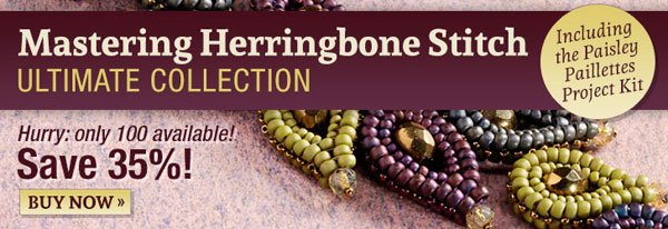 Mastering Herringbone Stitch Ultimate Collection
