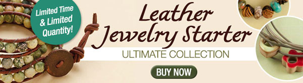 Leather Jewelry Starter Ultimate Collection