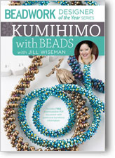 Beadwork Designer of the Year Series: Kumihimo with Beads