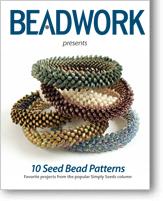 Beadwork Presents: 10 Seed Bead Patterns