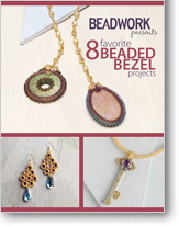 Beadwork Presents: 8 Favorite Beaded Bezel Projects