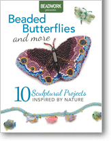 Beaded Butterflies and More: 10 Sculptural Projects Inspired by Nature