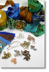 Bohemian Materials Kit by Ornamentea