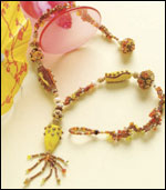 Bead-Making Instructions for Beaded Beads: How to Make Beads from Beading Daily