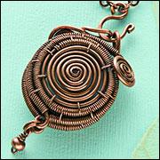 Spiral Locket