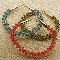 kumihimo wire jewelry instructions