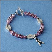Jerrel Pink Bracelet