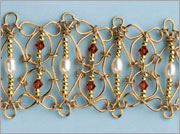 Wire Antico Romano Bracelet by Giorgia Scardini