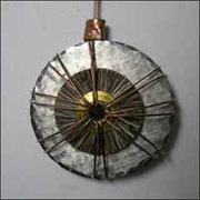 Leslie Rogalski hardware pendant
