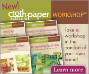 Cloth Paper Scissors Workshops