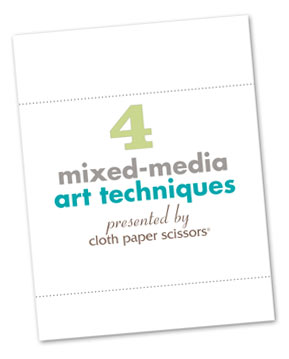 4 mixed media art techniques