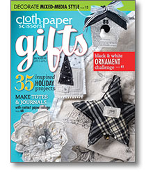 Cloth Paper Scissors Gifts 2011