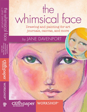 The Whimsical Face with Jane Davenport