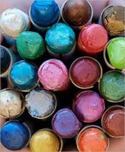 Shiva Iridescent Paintstik Singles