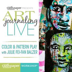 Art Journaling LIVE 2013
