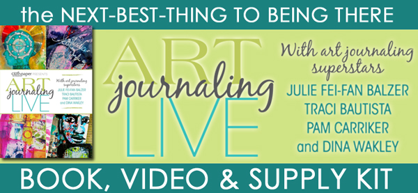 Art Journaling LIVE Kit