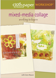 Mixed-Media Collage Working in Layers