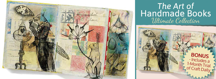 The Art of Handmade Books Ultimate Collection