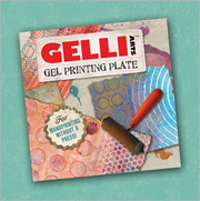 Gel Printing Plates 8 x 10 Inches