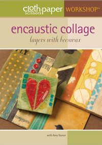 Warm Up with Encaustic