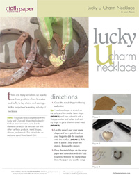 Lucky U PDF Instructions