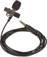 Rode smartLav Lavalier Microphone for iPhone