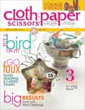 Cloth Paper Scissors May/June 2013