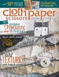 Cloth Paper Scissors, September/October 2013