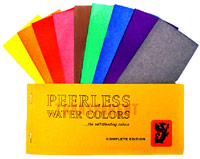 Peerless Water Color Complete Edition Book