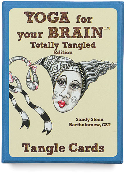 Yoga for your Brain Tangle Cards