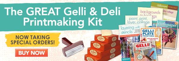 The Great Gelli and Deli Kit