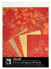 Decorative paper pack