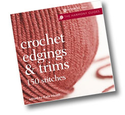 Crochet edgings & trims